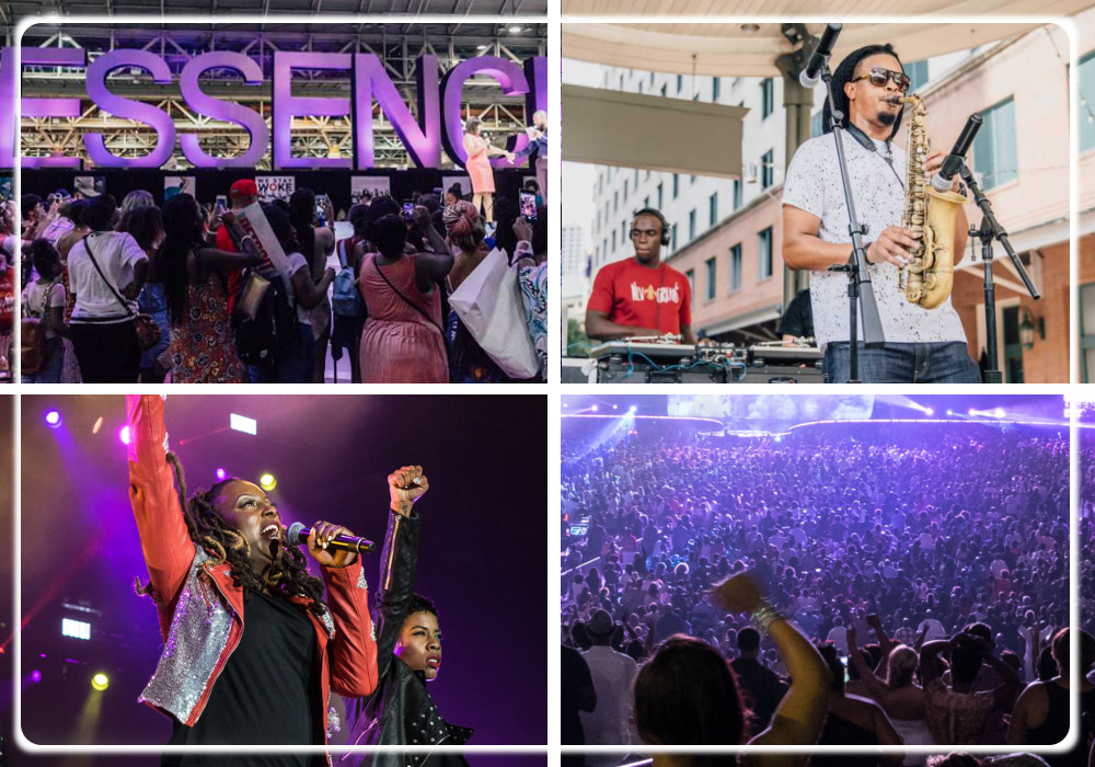 When Is Essence Festival 2020.Essence Festival 2020 You Pack I Plan